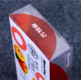 Projeto customizável da dobradura da caixa do PVC do plástico da fonte de China