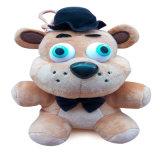 Freddy의 인형에 도매 견면 벨벳 아이들 장난감 싸게 채워진 귀여운 5 밤