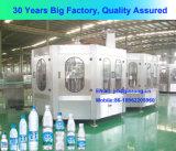 Máquina de rellenar pura automática del agua 3in1 de la alta calidad