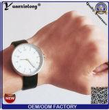 Yxl-396昇進の新しい到着のステンレス鋼のメンズウォッチはリスト・ストラップの方法ビジネスマン手の水晶人の腕時計を防水する