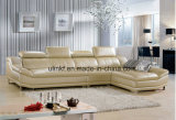 O sofá moderno do couro da mobília da HOME/sala de visitas ajustou-se (HX-FZ042)