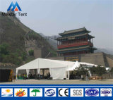Tentes ouvertes d'événement de PVC de dessus blanc de toit à vendre
