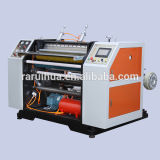 Machine de fente de roulis de papier thermosensible