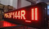 حمراء خارجيّة [لد] عرض وحدة نمطيّة لوح نافذة إشارة متجر إشارة [ب10] [32إكس16] مادّة ترابط قابل للبرمجة