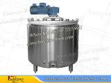 Fermentadora de la fermentadora 300L del yogur del depósito de fermentación del yogur