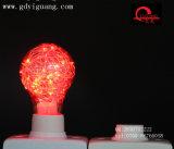 Bulbo del RGB LED de la vendimia de Dimmable 2W Edison de la luz del alambre de cobre de la decoración LED del partido de Blubhome