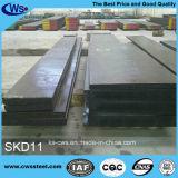 Piatto d'acciaio della muffa fredda del lavoro di GB Cr12Mo1V1