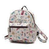 Le sac à dos quotidien de tendance met en sac le sac à dos cosmétique de sacs d'unité centrale de tirette (KL379)