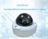 Camera van het Sterrelicht van de Koepel van de Veiligheid van kabeltelevisie Vandal-Proof met het Beeld van de Kleur in Dag & Nacht