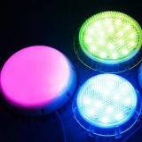 Fuente de luz de punta del RGB LED a todo color para el pixel del poder más elevado LED de la decoración del edificio