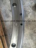 Anillo de la desviación D1070/932 (material: C45N) para la industria de acero europea