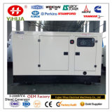 Gerador Diesel Soundproof do OEM 50kVA/40kw de Cummins com Cummins Engine