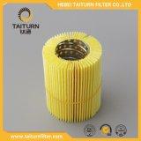 Filtro cómodo Eco- Ox795D del elemento filtrante de las piezas de automóvil del filtro de petróleo