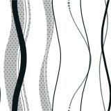Vinilo no tejido moderno Wallcovering de los papeles pintados del vinilo del PVC del estilo