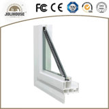 Usine 2017 de la Chine UPVC bon marché Windows fixe