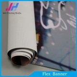 260gsm buen rendimiento MTTE cartel material bandera de la flexión Rolls