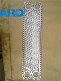 Acero inoxidable Titanium de la placa Vt10 Vt04 del cambiador de calor de la placa de Gea hecho en China