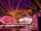 Eben LED-Energien-Bildschirm für Stadiums-Licht-Ereignis-Erscheinen