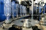 Maquinaria que moldea del soplo de la botella de la economía con control del PLC