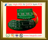 2-28 High-Frequency Rogers 4350 Teflon Multilayer Electronics Flex Rigid FPC Printed Circuit Board PCB Prototype Board Factory