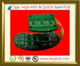 El ordenador del consejo principal del circuito del PWB de la tarjeta de circuitos impresos de la tarjeta del PWB de la tarjeta de circuitos del PWB FPC parte el PWB del prototipo del fabricante del PWB y las persianas enterrados