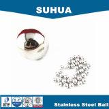 Bola de acero inoxidable de la alta calidad 440 para el rodamiento