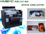 Imprimante imperméable à l'eau UV de caisse de téléphone de DEL avec la taille de l'impression A3