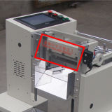 Горячий автомат для резки ремня безопасности провода отрезока