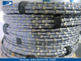 Diamond Wire Saw voor Granite Block Cutting