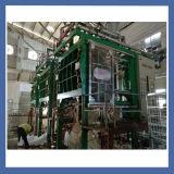 Máquina de moldagem em forma de embalagem de espuma de alta densidade
