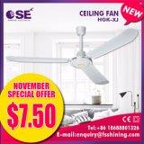 """56 de """" ventilateur de plafond 220 volts avec la lame moderne de courbe (Hgk-XJ)"""