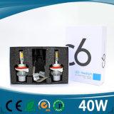 40W 4500lm 신기술 Lh E 차 LED 헤드라이트