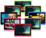 Ridurre in pani Android di METÀ DI Allwinner A33 dell'OEM Quadrato-Memoria del fornitore 7inch (MID7W01B)