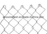 Rete fissa galvanizzata vario formato della rete metallica di collegamento Chain
