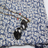 Шарф печатание с Tassel для вспомогательного оборудования способа повелительниц, шалей женщин
