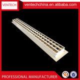 Отражетель потолка кондиционирования воздуха отражетеля шлица систем HVAC алюминиевый линейный