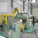 Линия вырезывания катушки нержавеющей стали