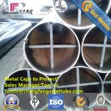 ASTM A252 GR. Tubo de acero soldado 3 de la viruta