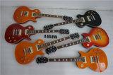 Гитара клена цвета Lp традиционная вычисляемая Archtop твердая электрическая