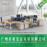 Mobilia utile professionale della stazione di lavoro del calcolatore di ufficio delle 6 sedi