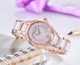 Elegent Ceramic Hot Sale Montre-bracelet pour femme