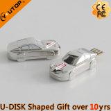 Movimentação quente do flash do USB do carro de metal do logotipo do Silkscreen (YT-3223L)