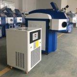 Chaîne professionnelle de laser de bijou de l'approvisionnement YAG faisant le prix de machine