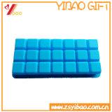 Bandeja colorida feita sob encomenda do cubo de gelo do silicone de Whosale