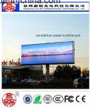 Im Freien (SMD) farbenreicher Bildschirm LED-P6 für das Bekanntmachen