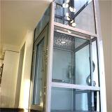 Elevador residencial pequeno de vidro Munufacturer do elevador da HOME do passageiro da cabine
