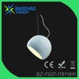 lámpara pendiente 18W con SMD LED