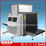Máquinas del explorador del rayo de la fábrica X para el bagaje y el cargo K100100