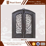 Diseños de aluminio de la puerta del acero inoxidable de las puertas principales de la venta caliente