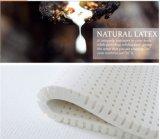 침구 가구, Fb732를 위한 자연적인 유액 푹신한 면을%s 가진 뜨개질을 한 직물 덮개 압축 봄 매트리스